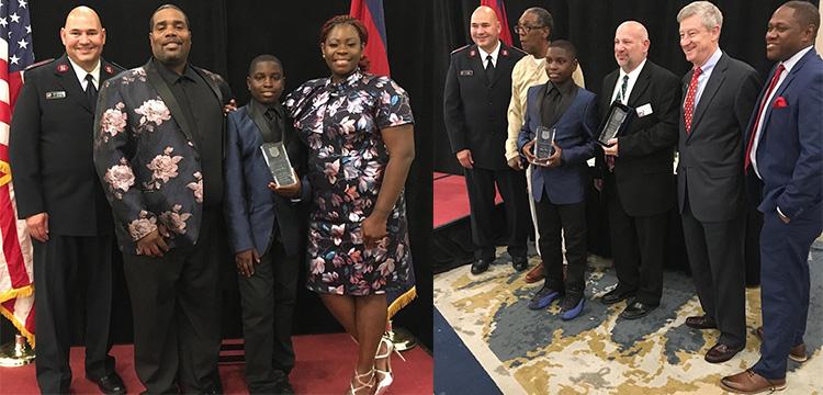 Mikey Wren Award