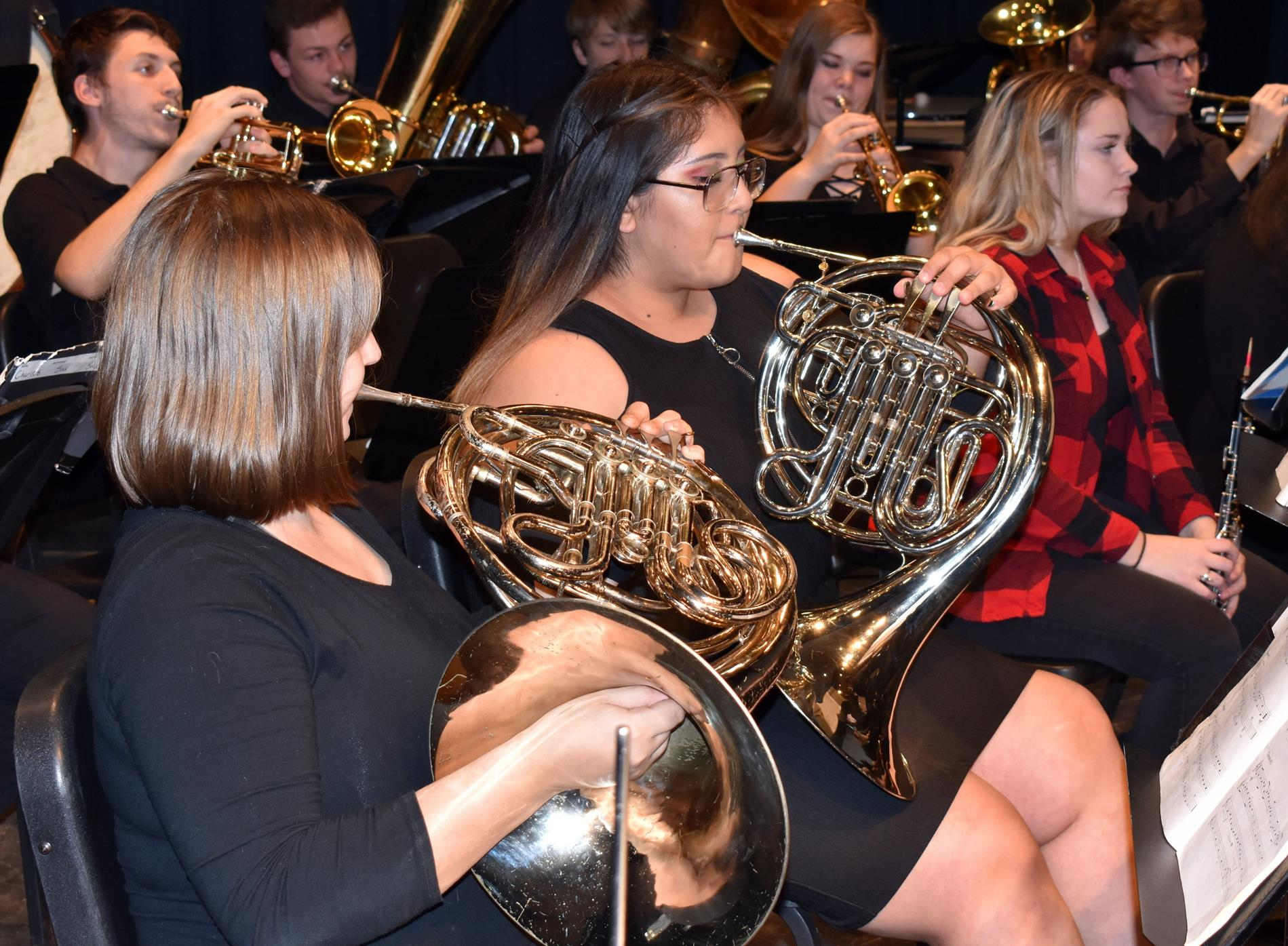 band - brass