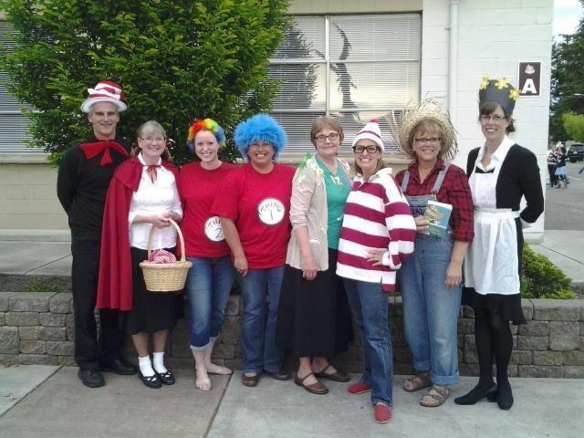 Dr Suess week