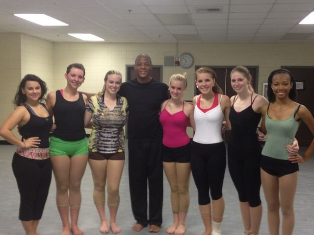 Master Class with Cornelius Carter