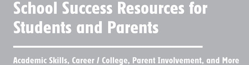 Student Success Resources