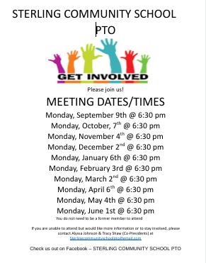 PTO Dates