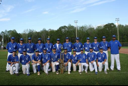 2017 Baseball Team
