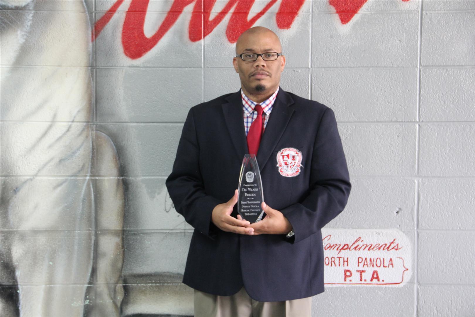Dr. Wilner Bolden III-Deputy Superintendent