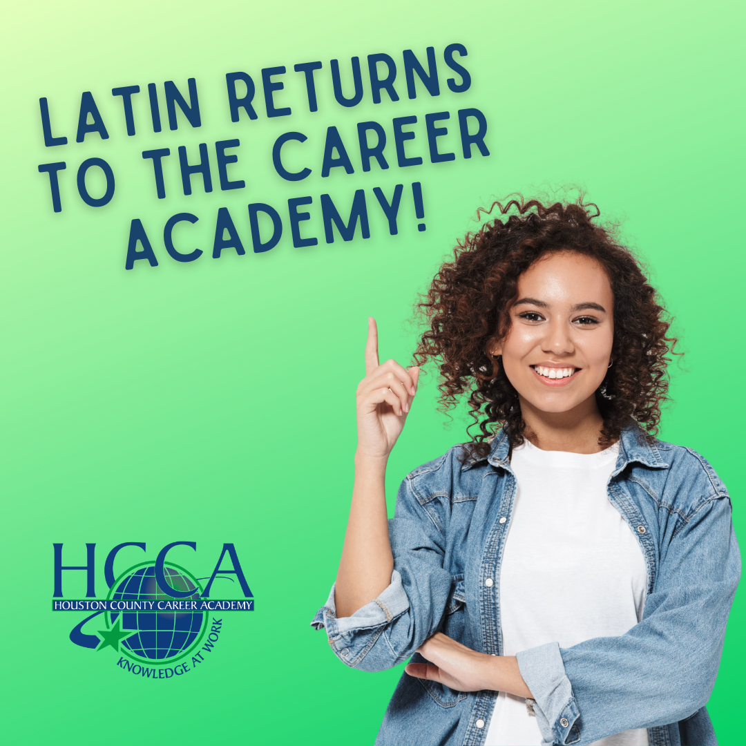 Latin returns to HCCA!