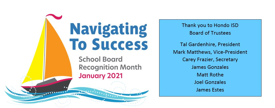 School Board Recognition 2021
