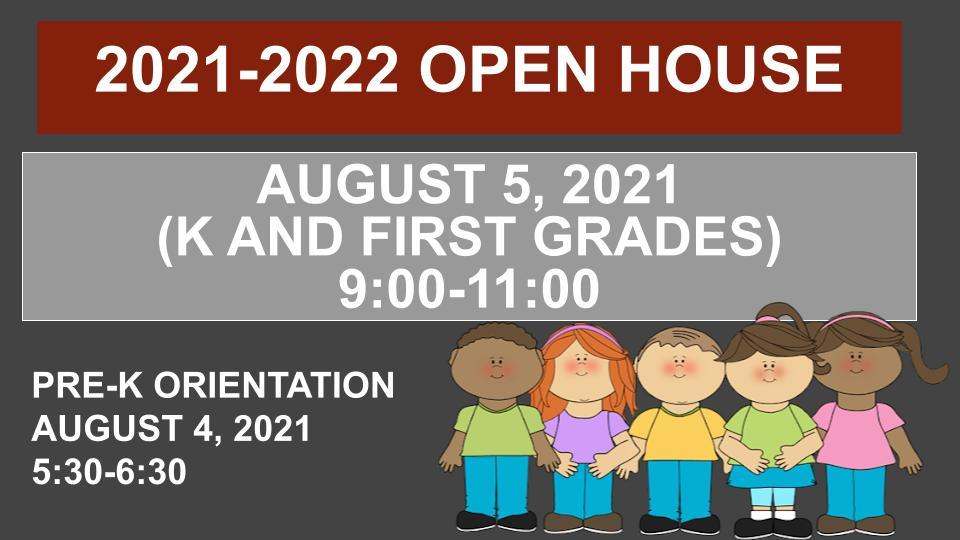 Open House 2021-2022