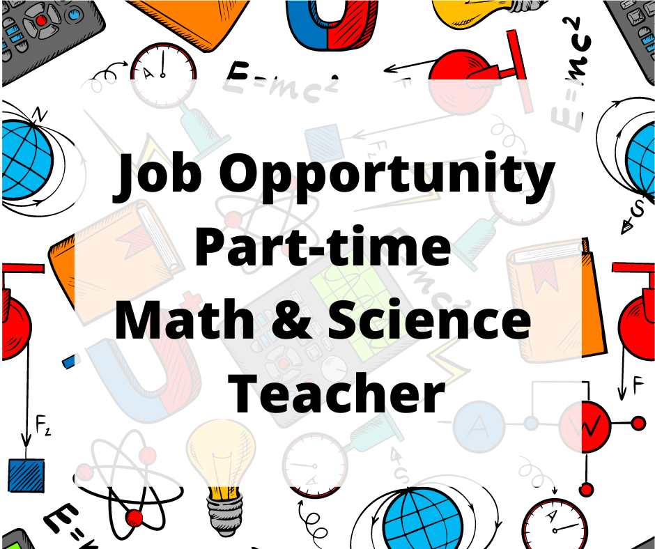 Math Science Job Opportunity