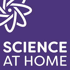 science at home sign