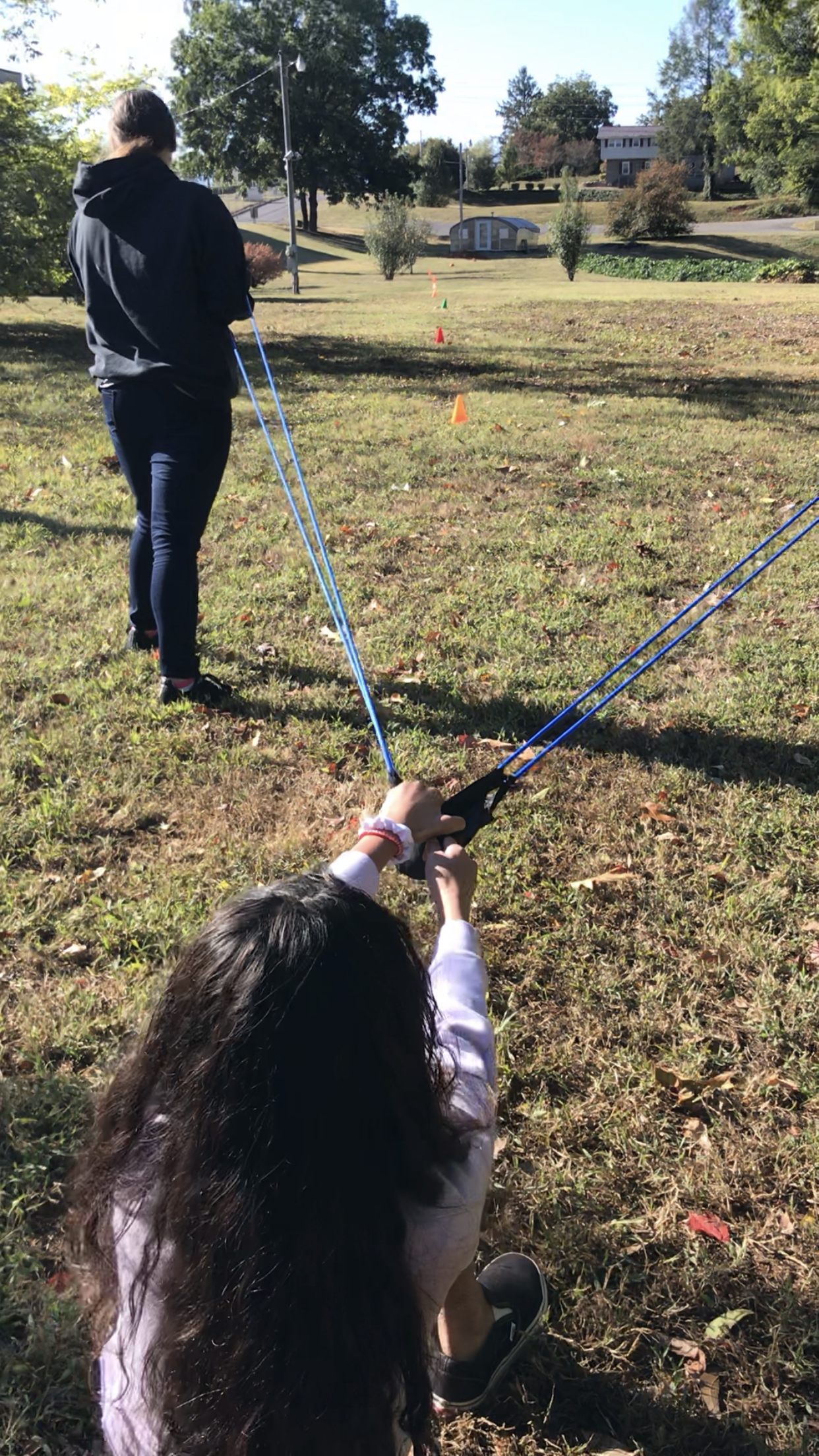 7th grade launching a pumpkin