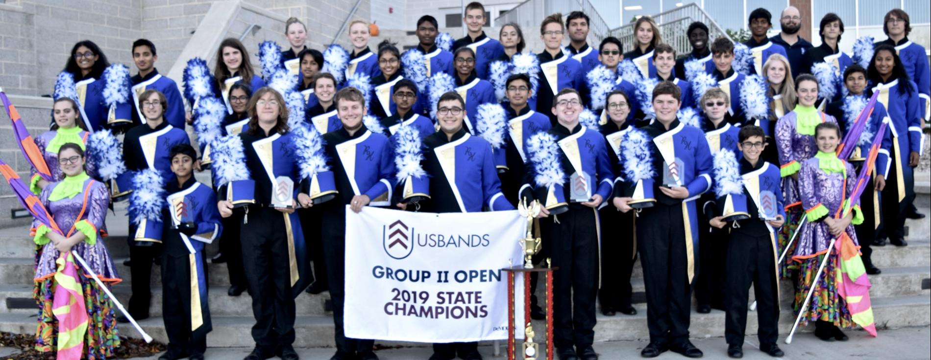Band Champs 2019