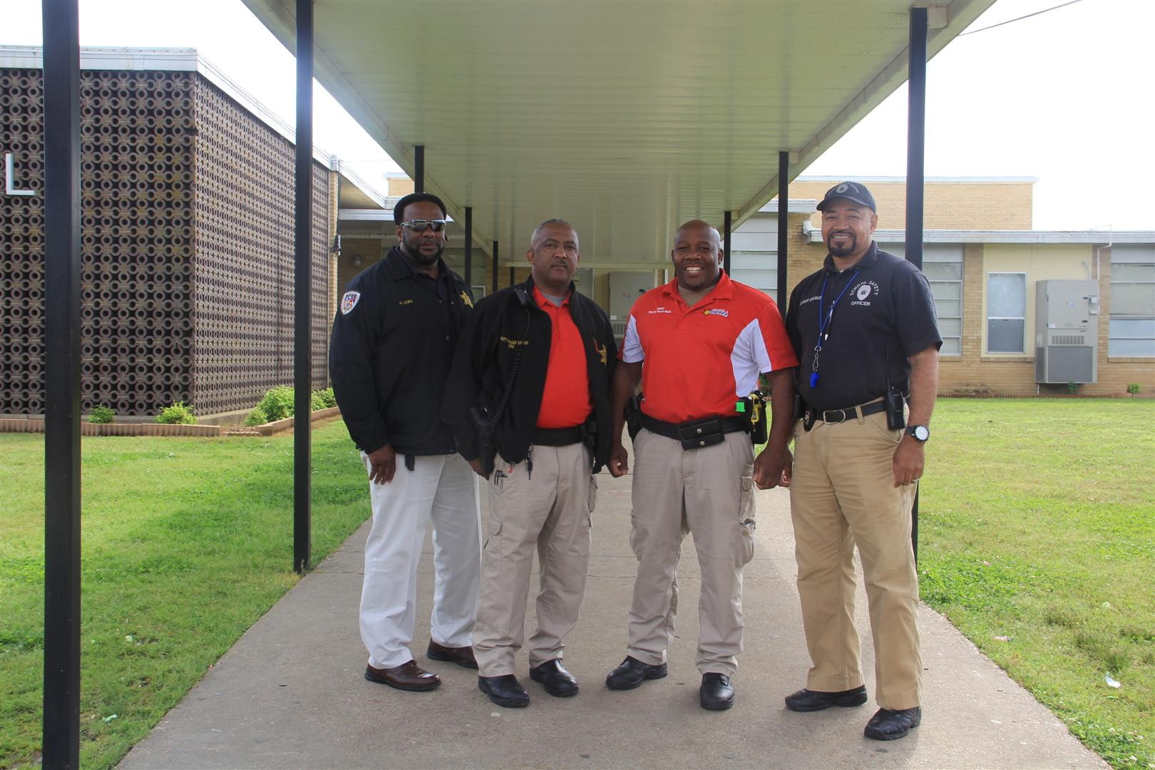 School Safety Officers - North Panola SD