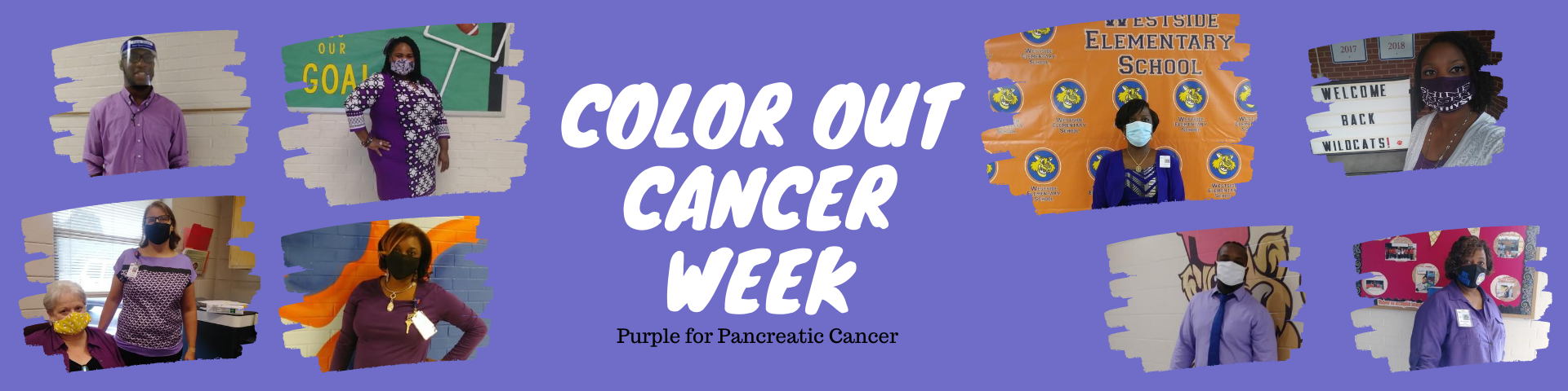 Color Out Cancer Week Pancreatic Cancer