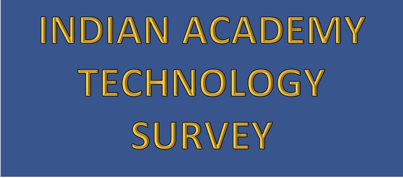 Technology Needs Survey