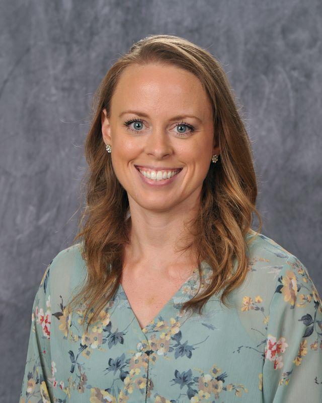 Megan Carroll - 3rd Grade