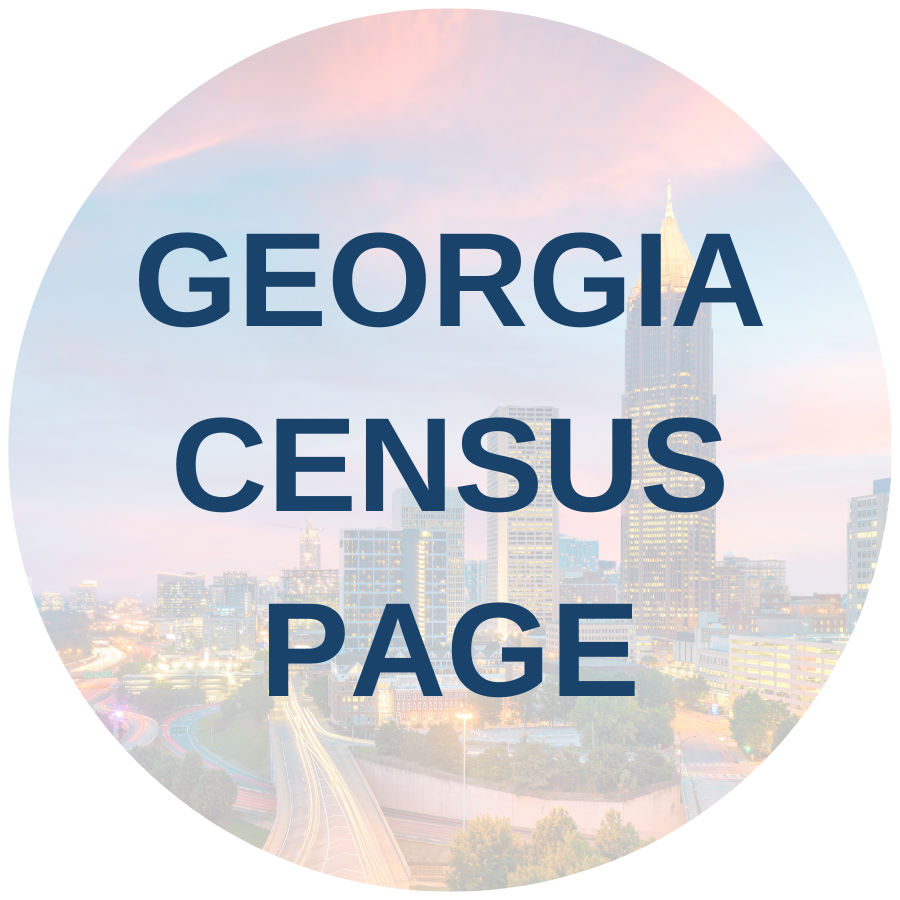 Georgia Census 2020 FAQs