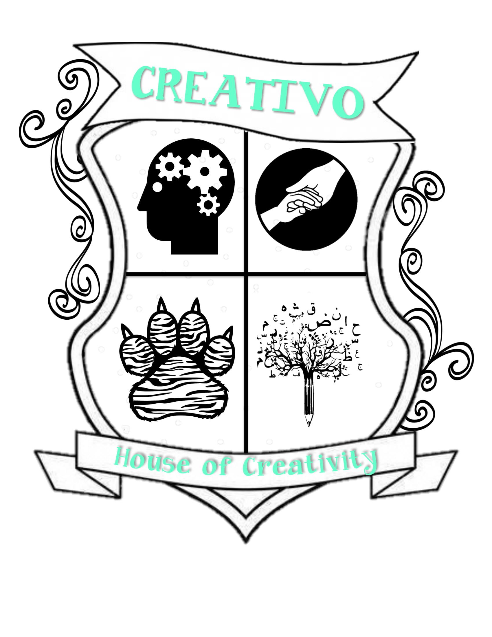 Creativo crest