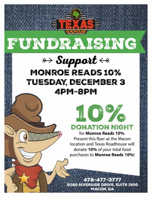 Monroe Reads