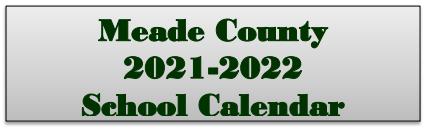 2021-2022 School Calendar