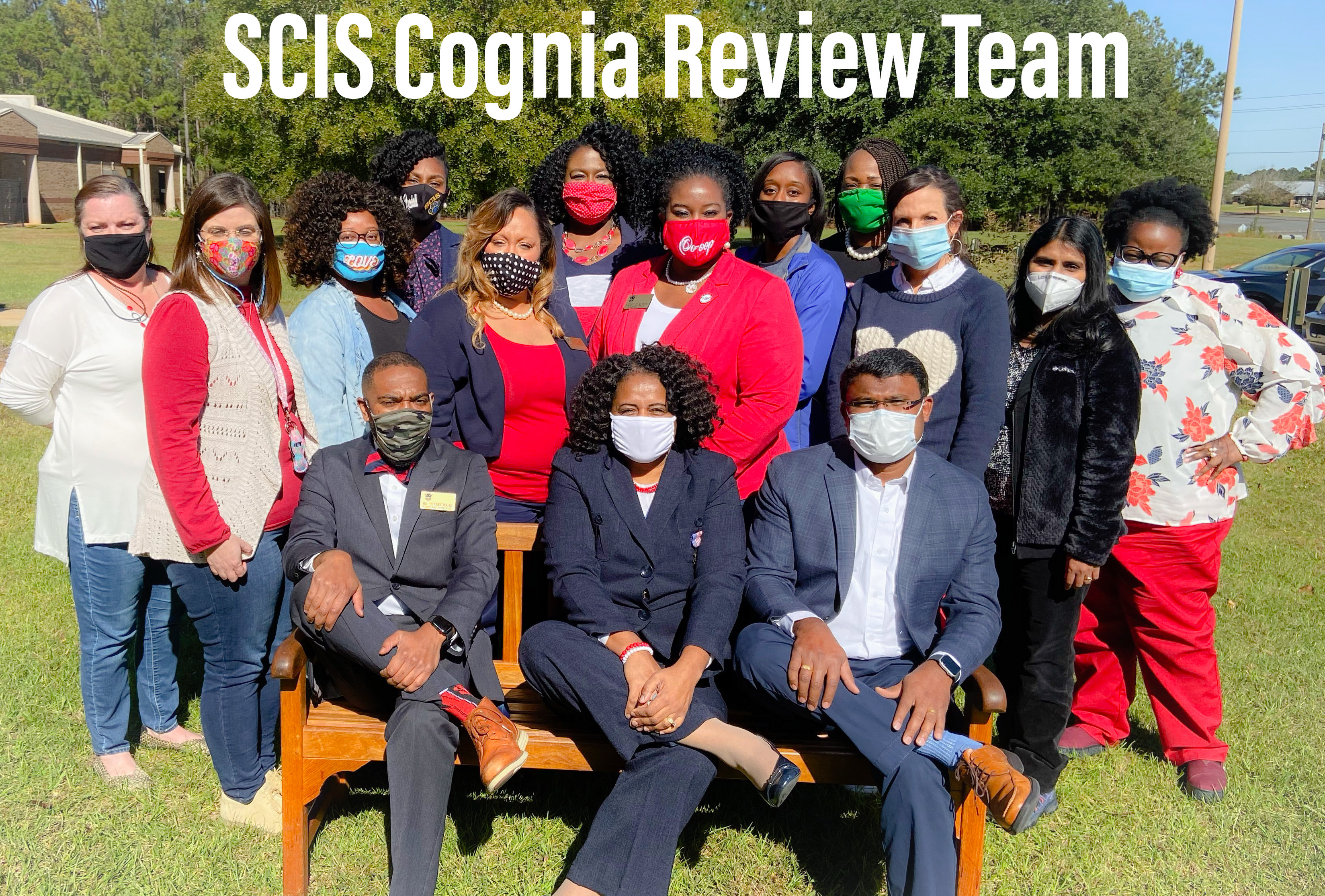 Cognia Review Team