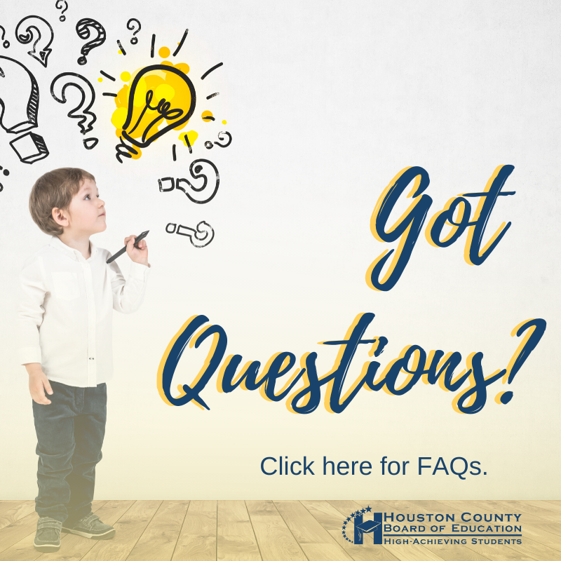 Got questions?  Click here for FAQs