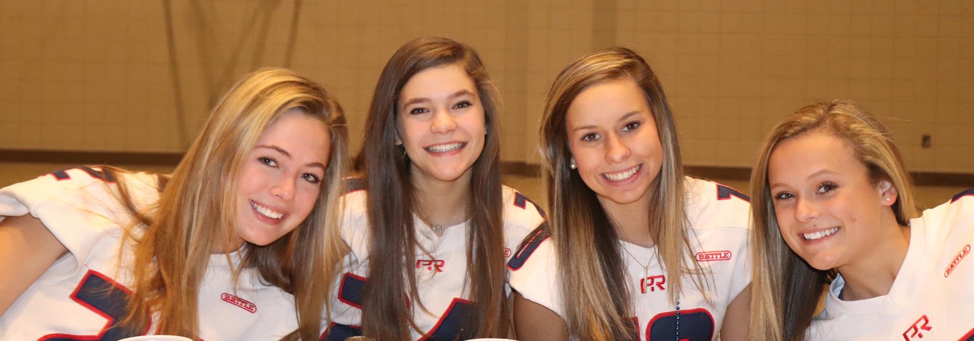 Image of Cheerleaders