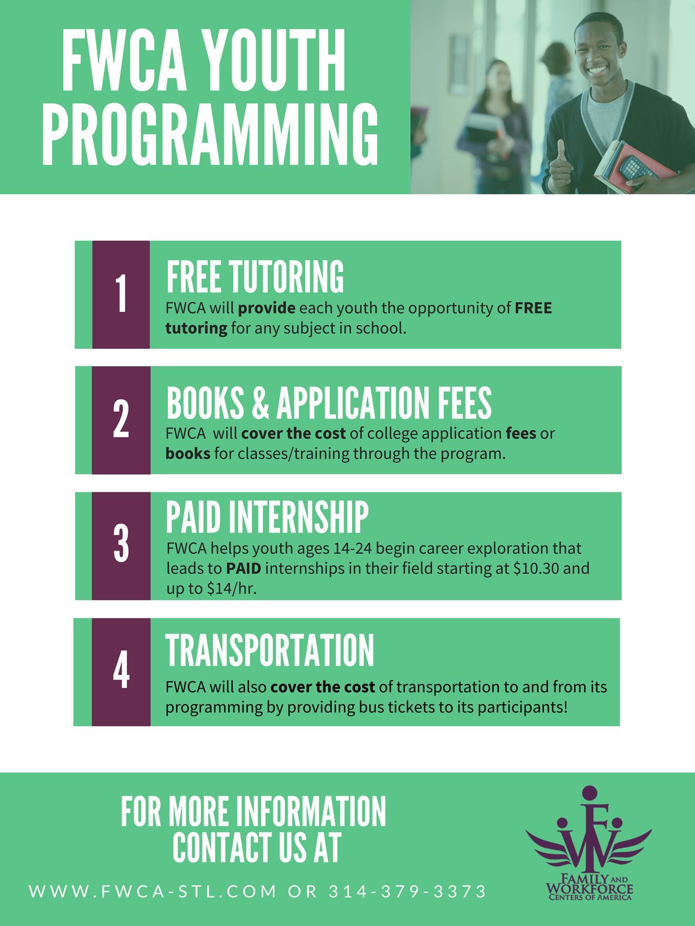 VWCA Youth Programming