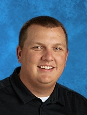 Jared Kirkpatrick, HS Resource Teacher