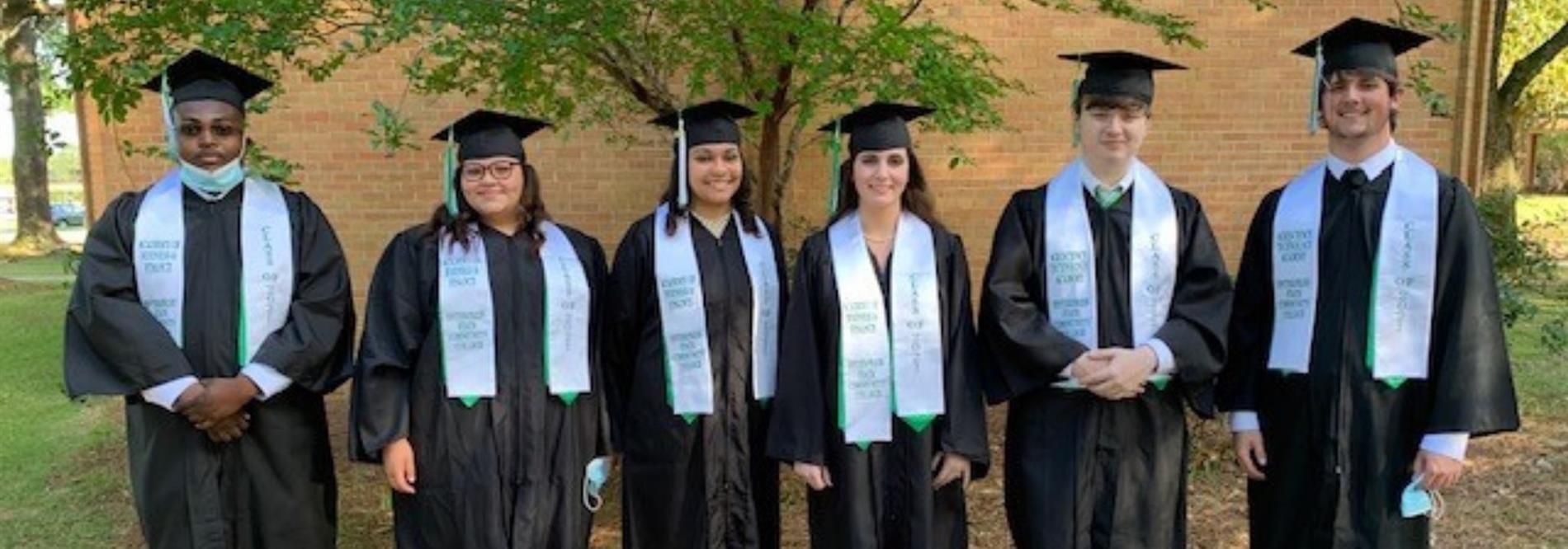 ESCC Grads