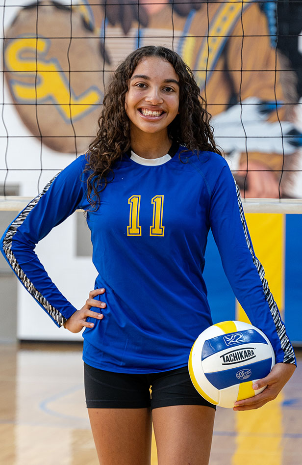 #11 Gianna Rodgers