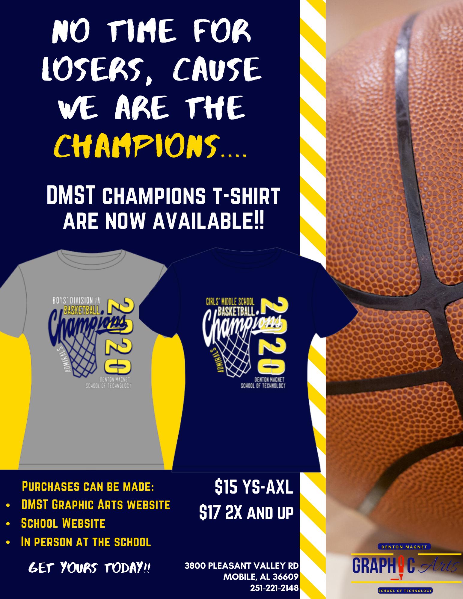 Basketball championship shirts for sale