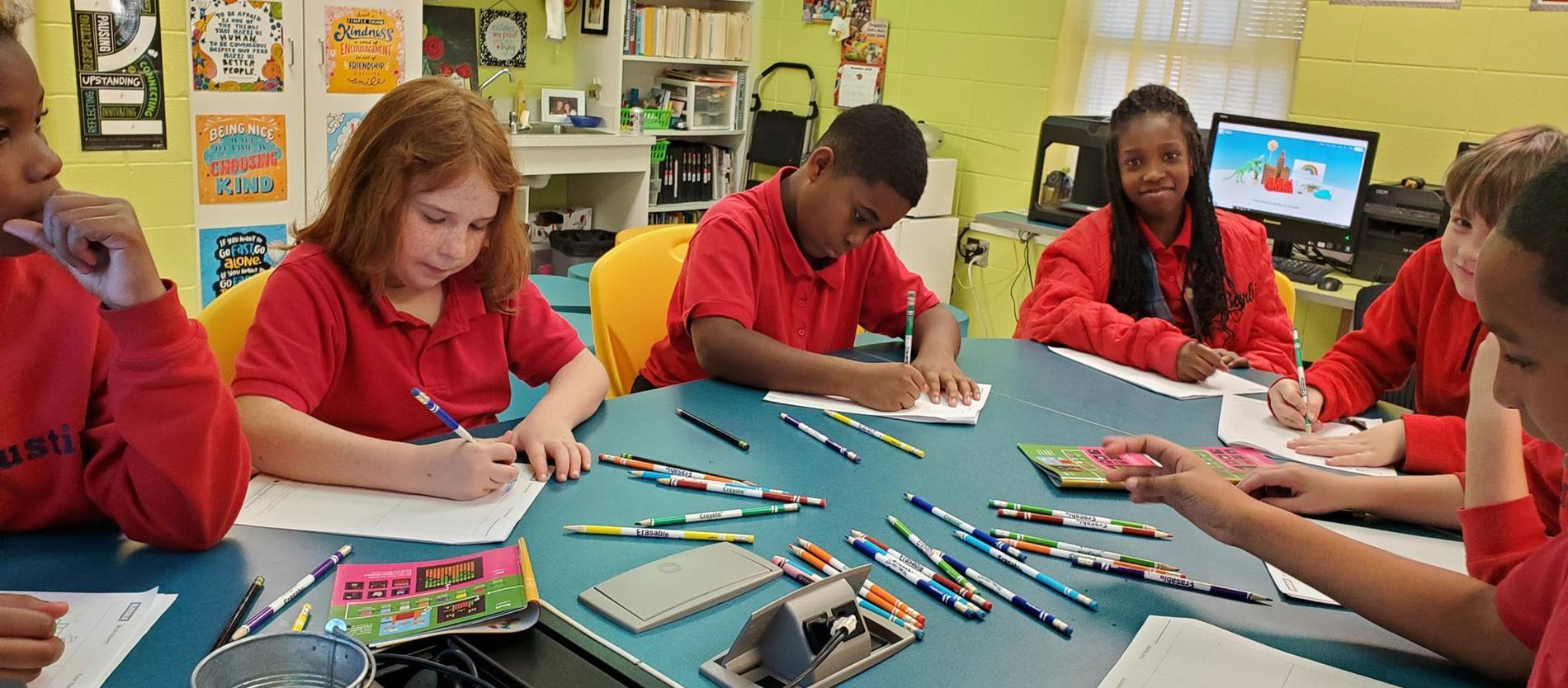 4th grade lab