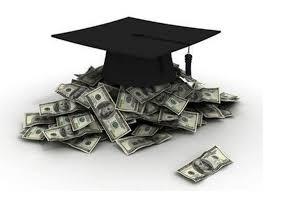 Cash and Graduation Cap