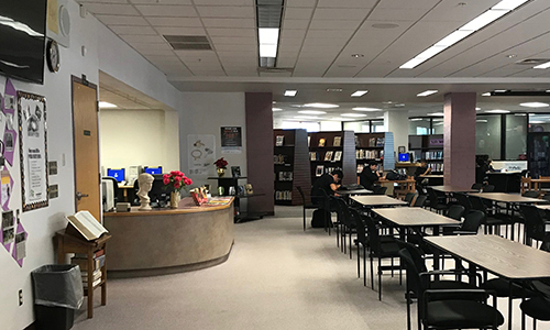 LHHS Library