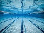underwater swimming pool