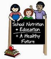School Nutrition + Education = A Healthy Future