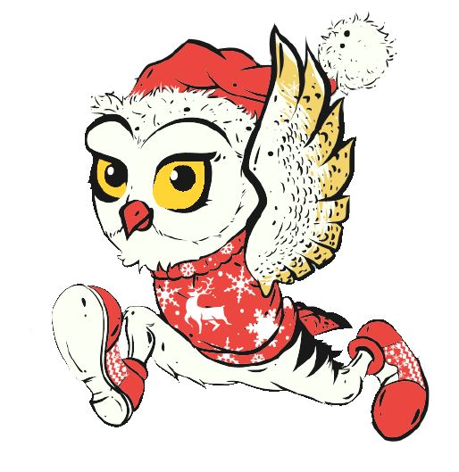 Jingle Jog Owl