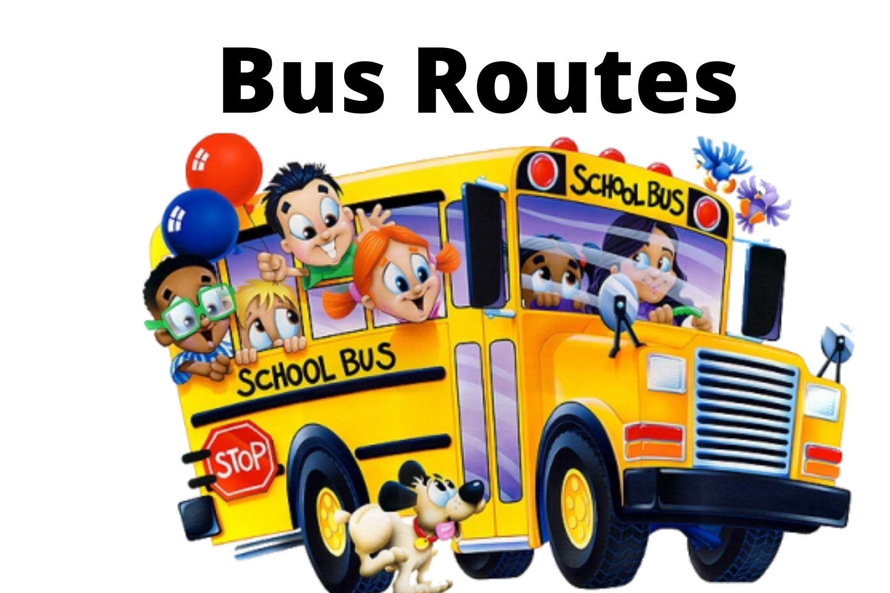 School Bus Routes 2021-2022