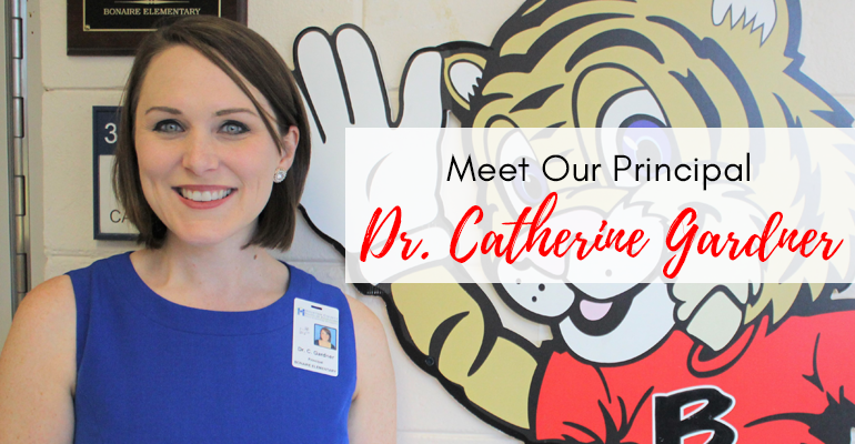 Meet the Principal, Dr. Catherine Gardner