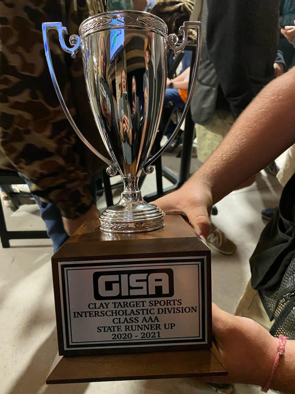 GISA State Runner-Up