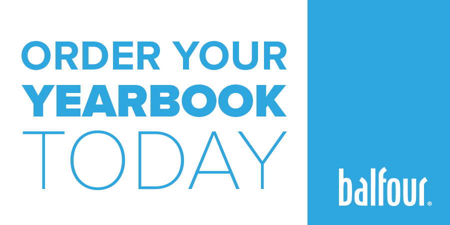 Yearbook is now on sale