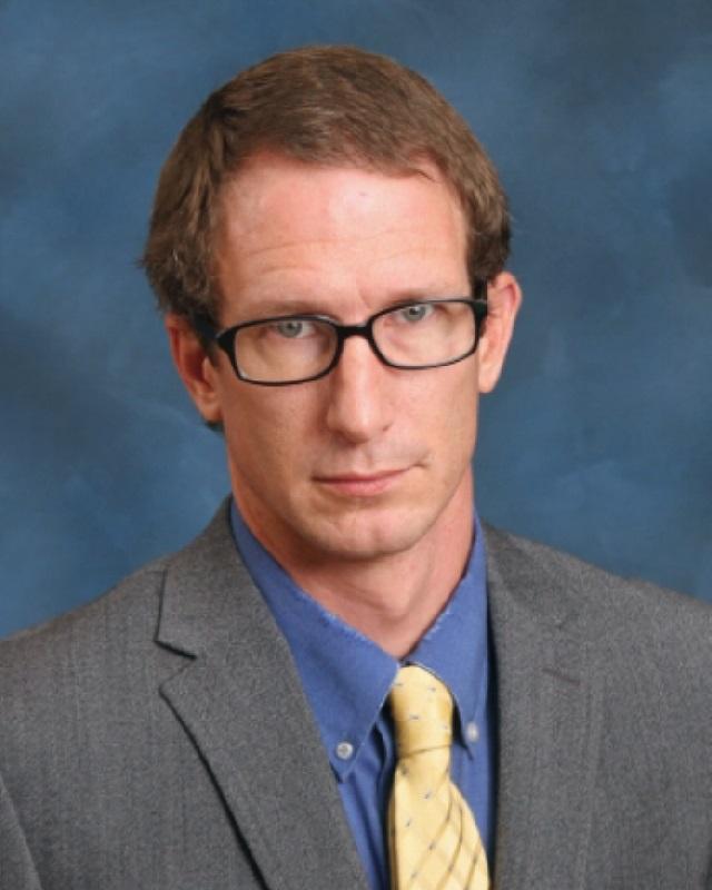 Brian Green, A School Principal