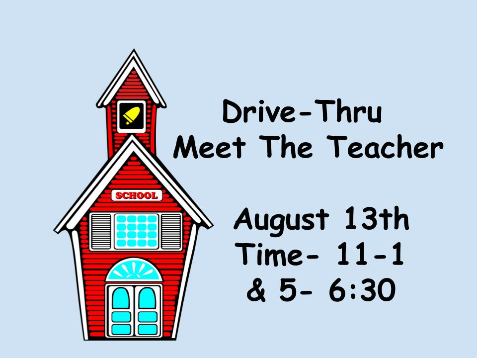 Meet The Teacher Info