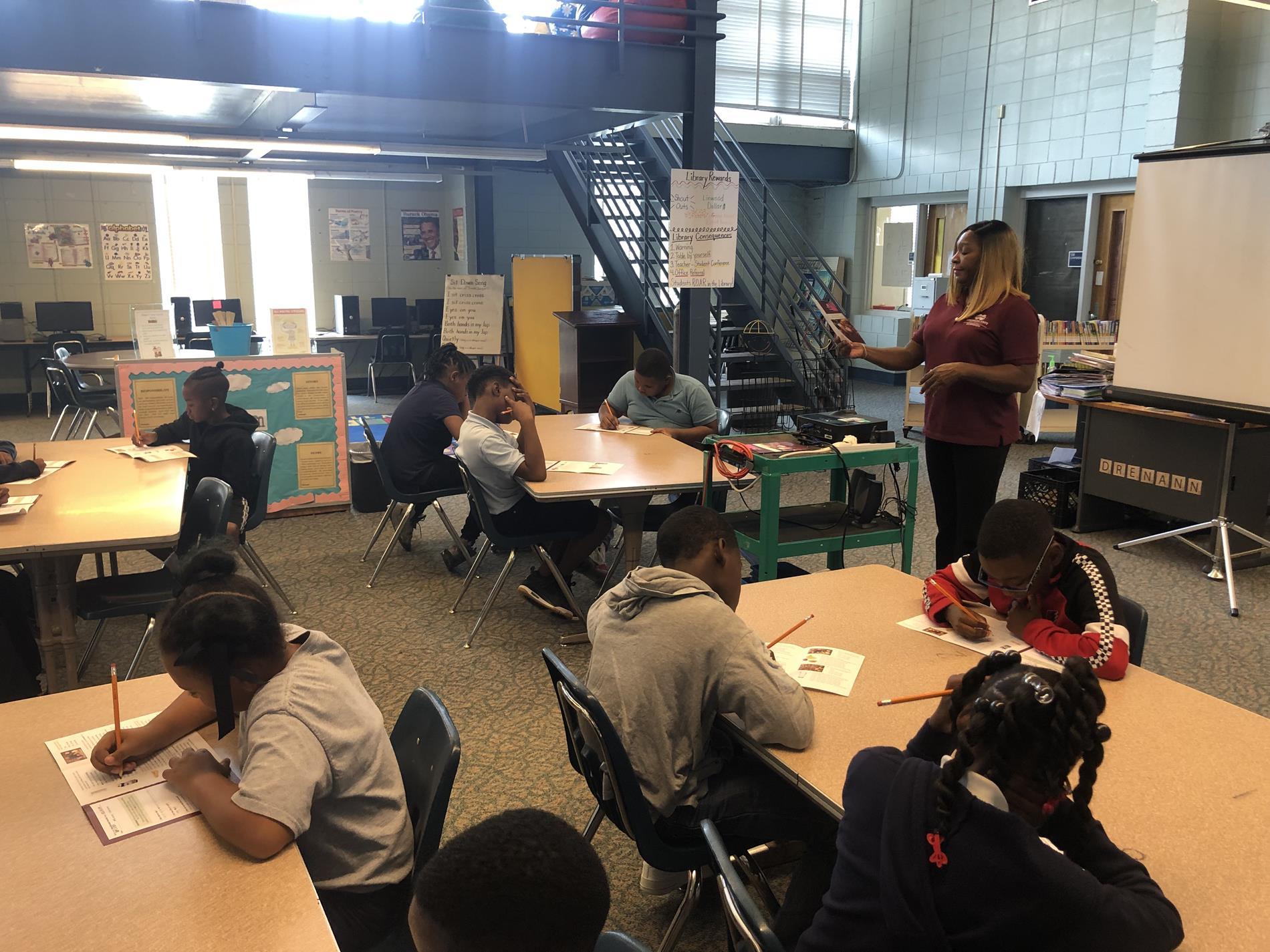 4th Grade Nutrition w/ Mrs. Ball