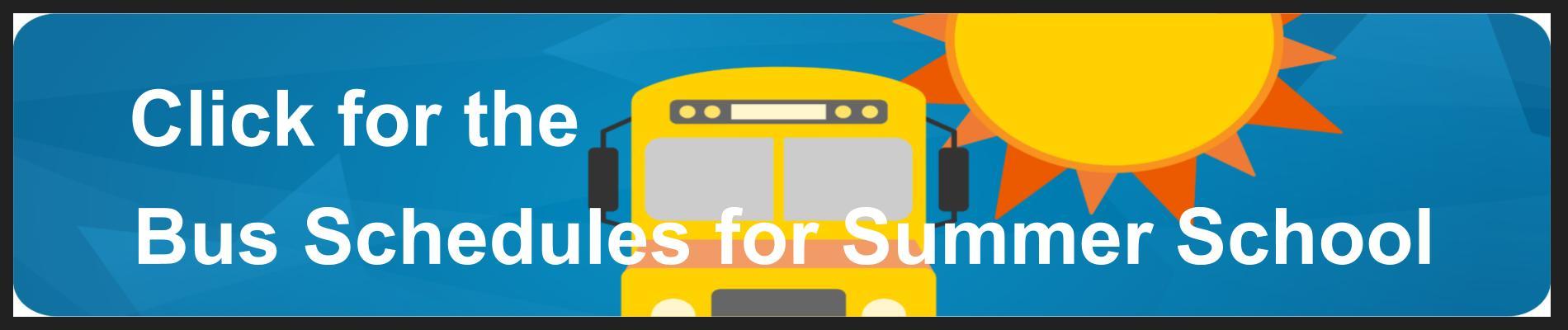 Summer School Bus
