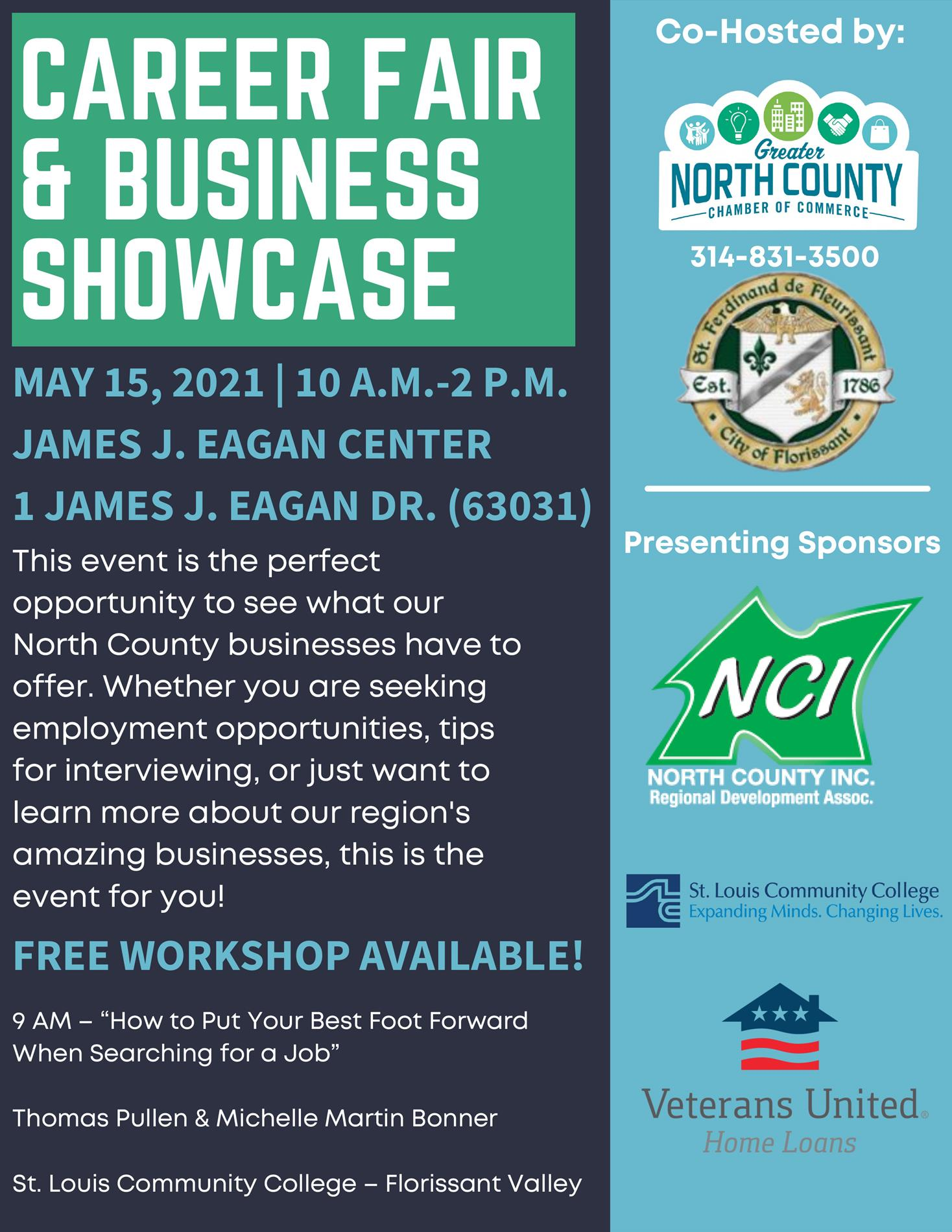 Career Fair & Business Showcase
