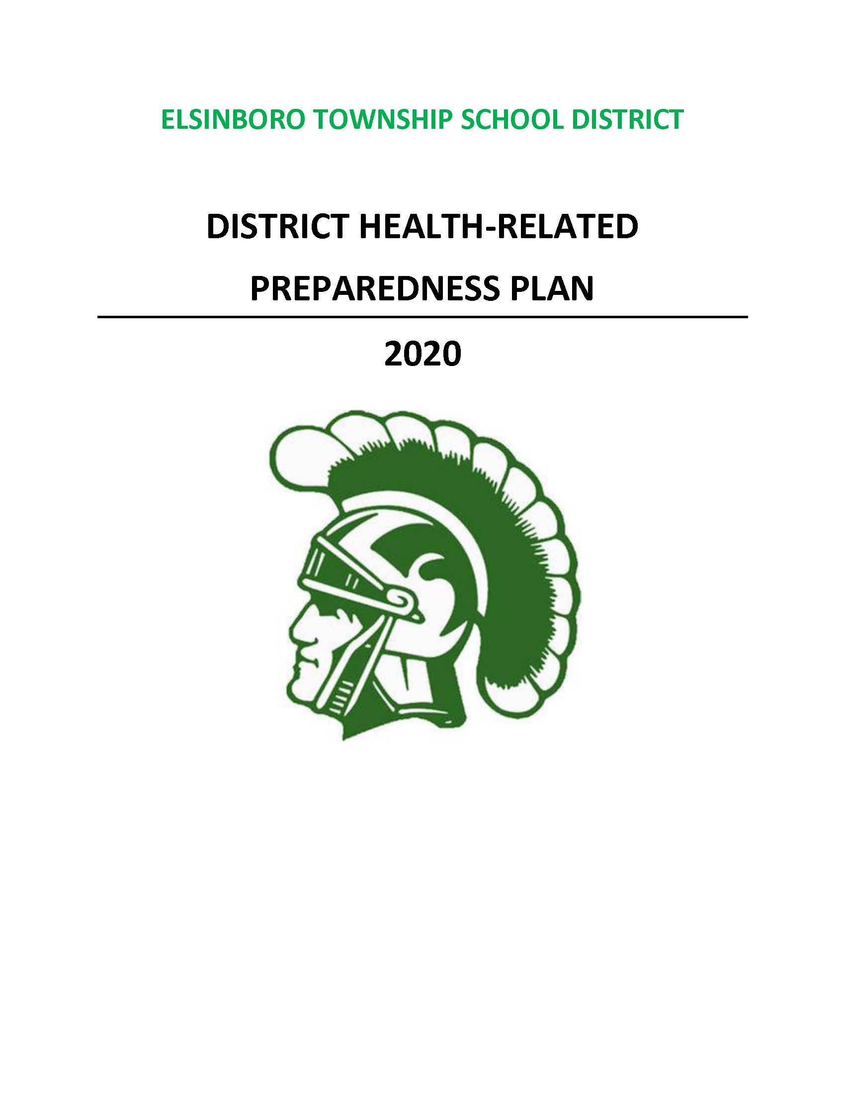 COVID19Letter Preparedness Plan Prepare Covid