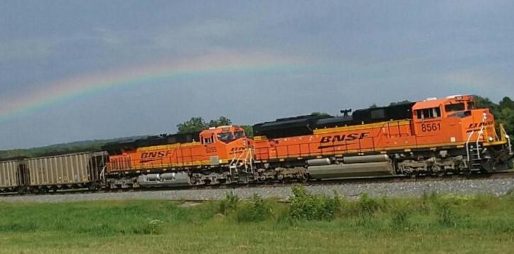 Train/Rainbow