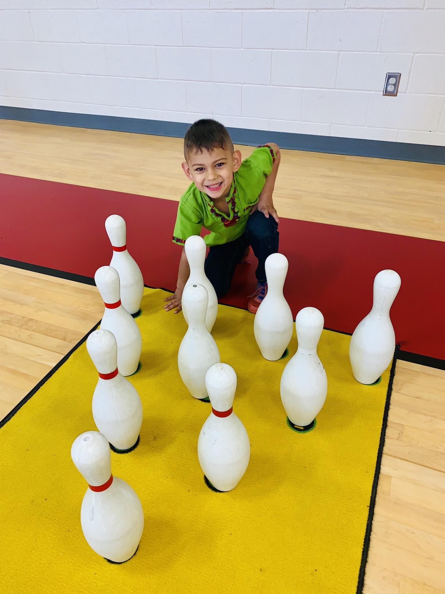Bowling Reward