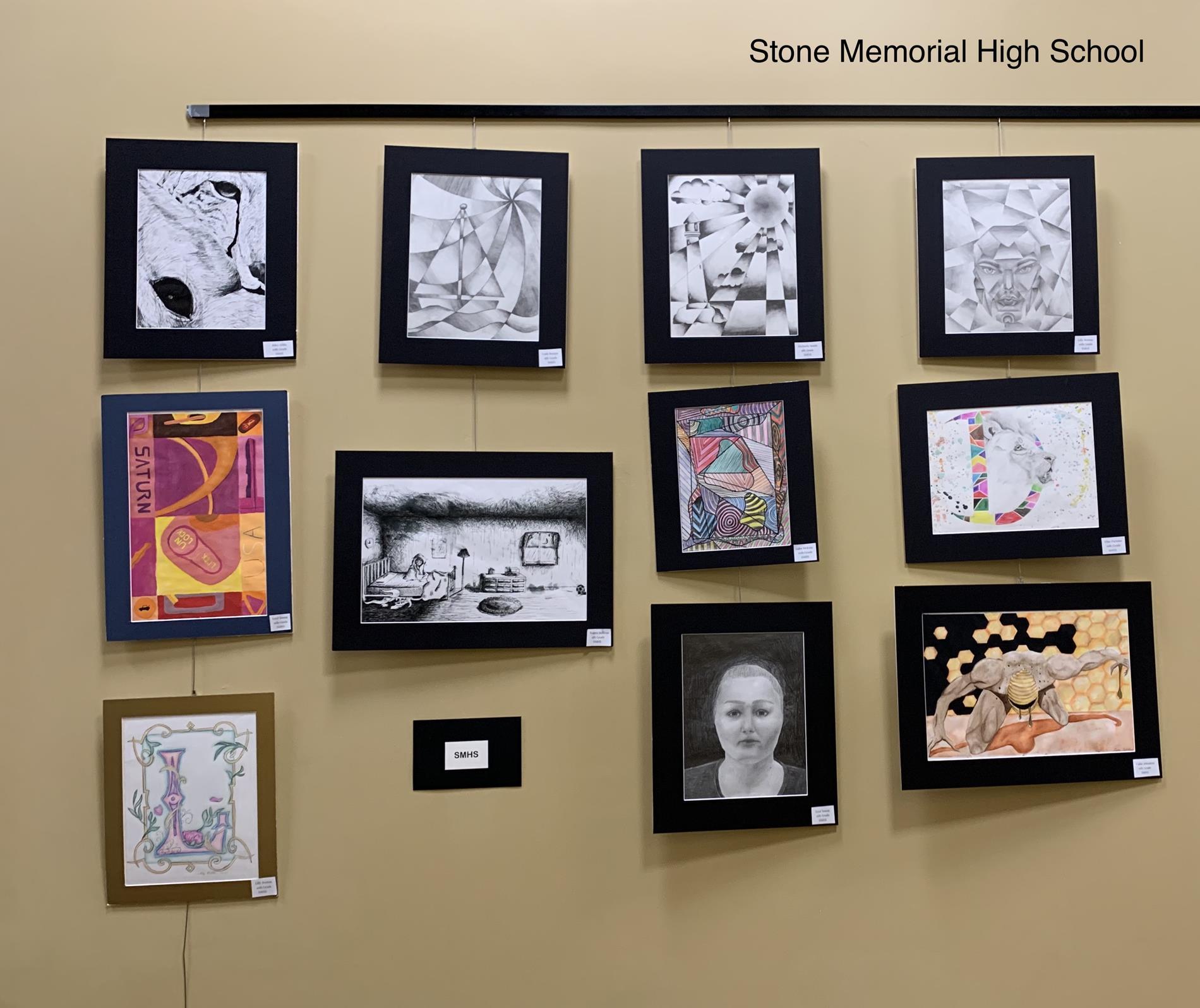 SMHS Art Work